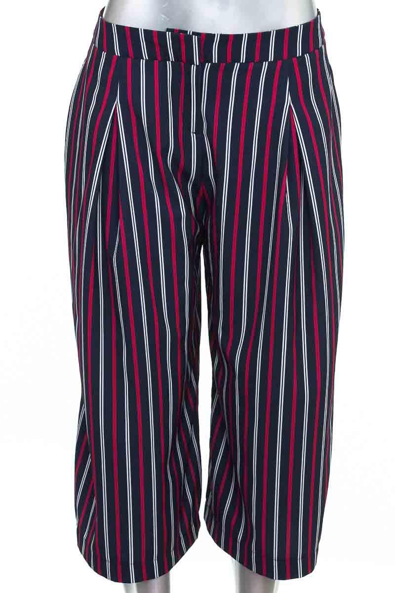 Pantalón Casual color Azul - Koaj
