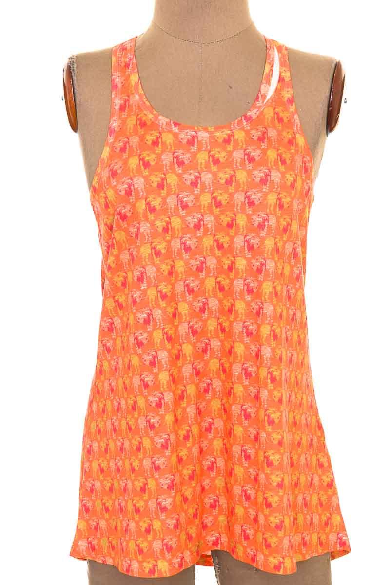 Top / Camiseta color Naranja - Totes