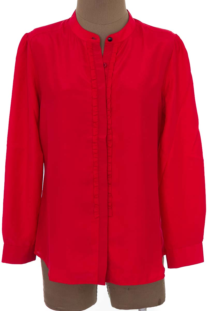 Blusa color Rojo - Shiseido