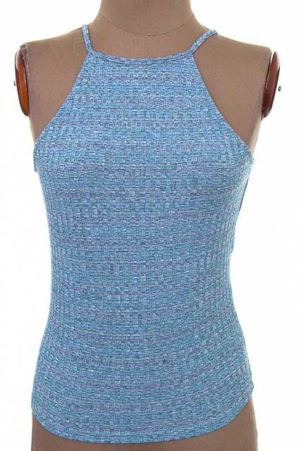 Top / Camiseta color Azul - Seven Seven