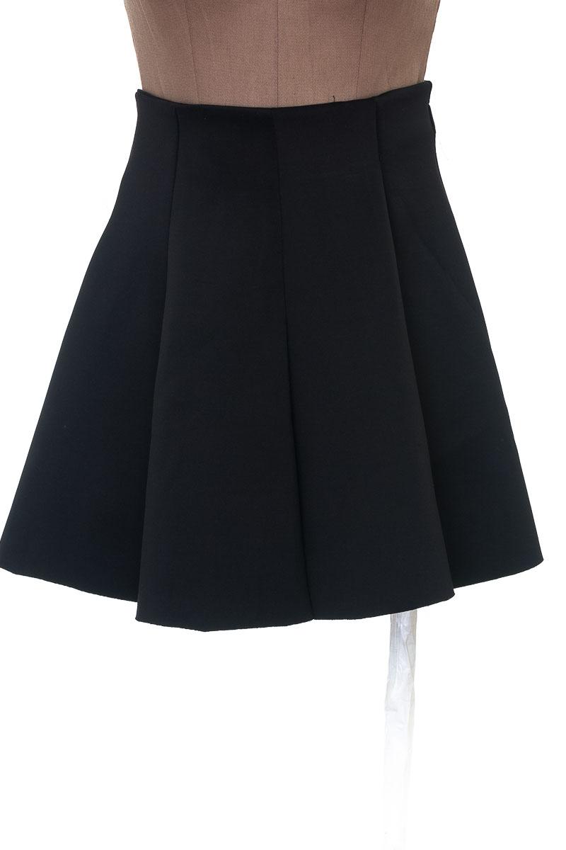 Falda color Negro - Santa María