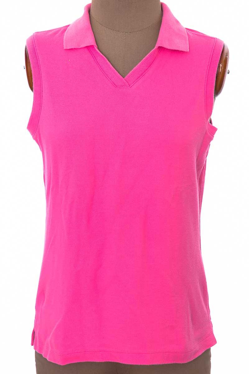 Top / Camiseta color Rosado - Talbots