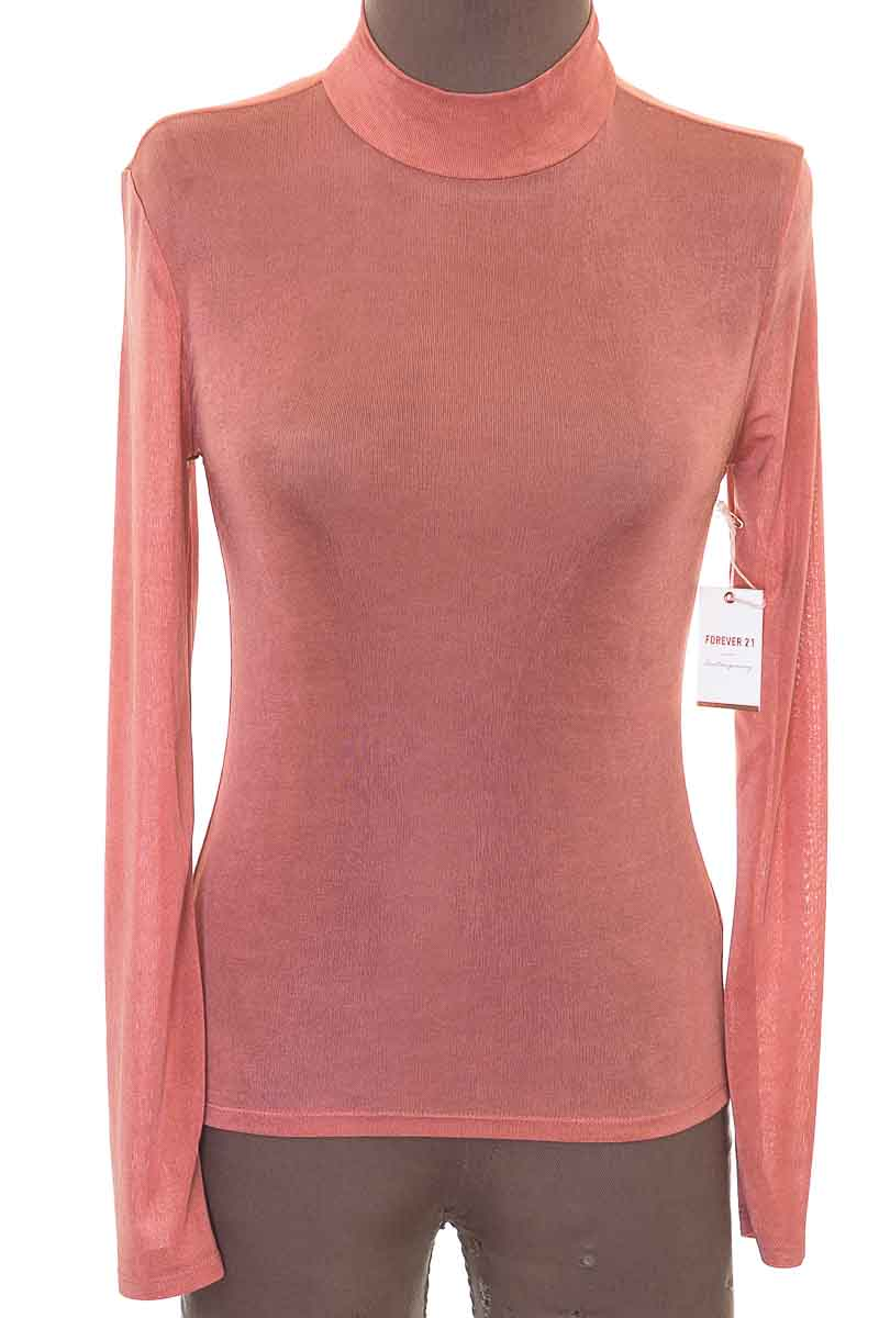 Sweater color Rosado - Forever 21