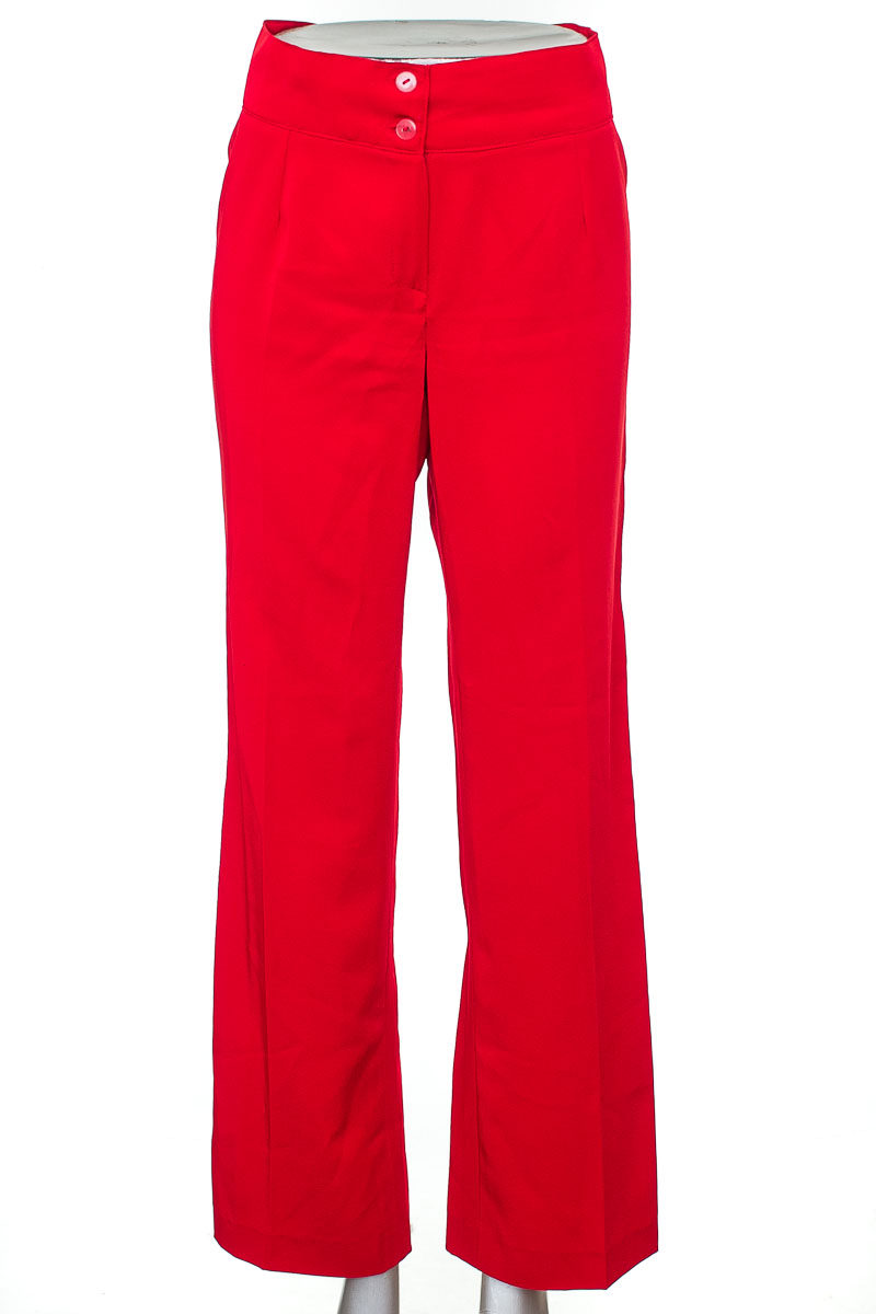 Pantalón Formal color Rojo - Closeando