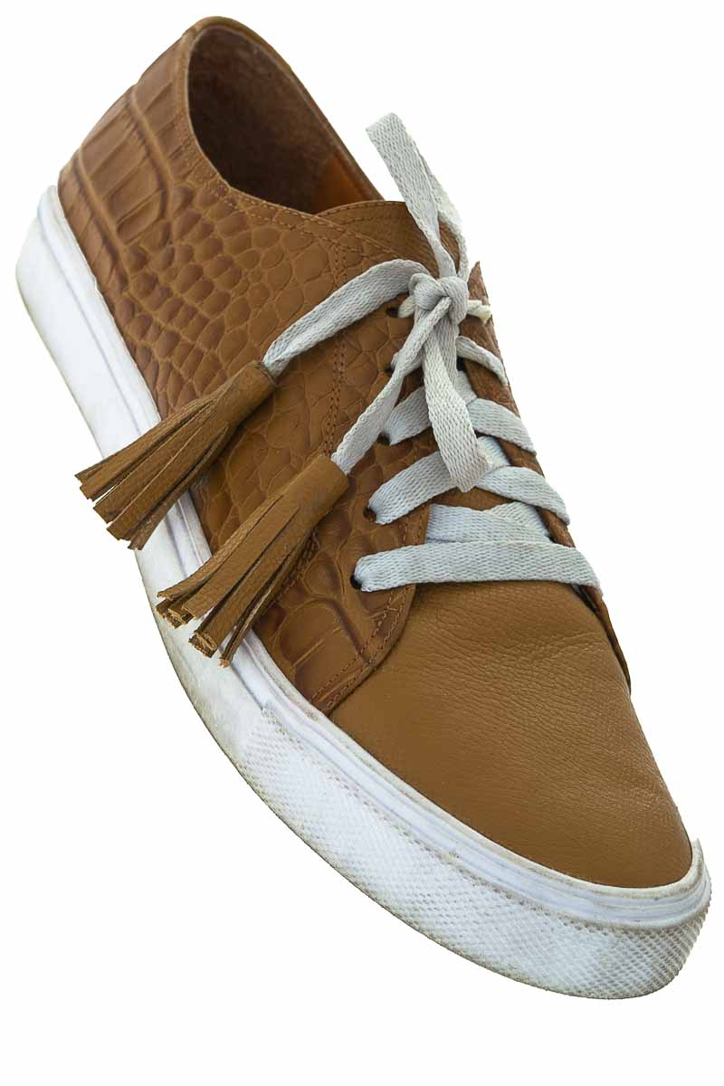 Zapatos color Café - Mokaa