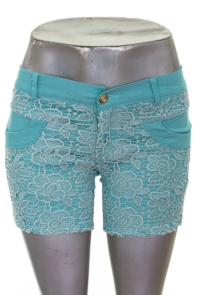 Short Casual color Azul - JOD SECRRET