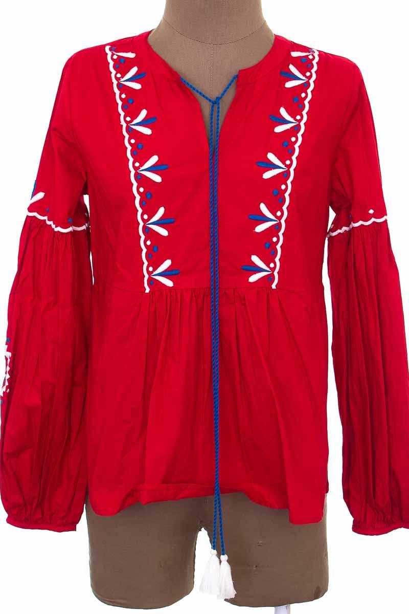 Blusa color Rojo - Primark