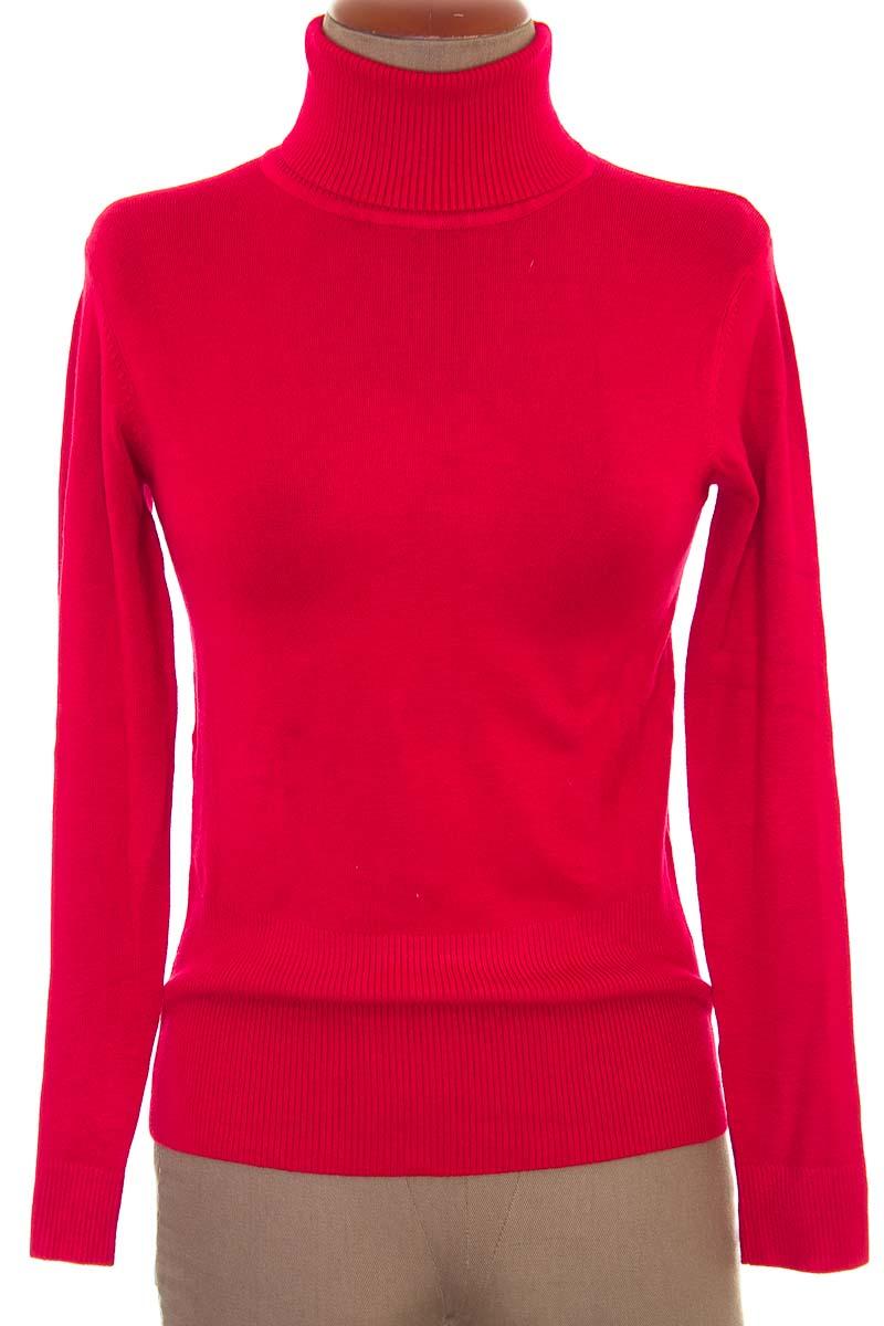 Sweater color Rojo - O.P.L FASHION
