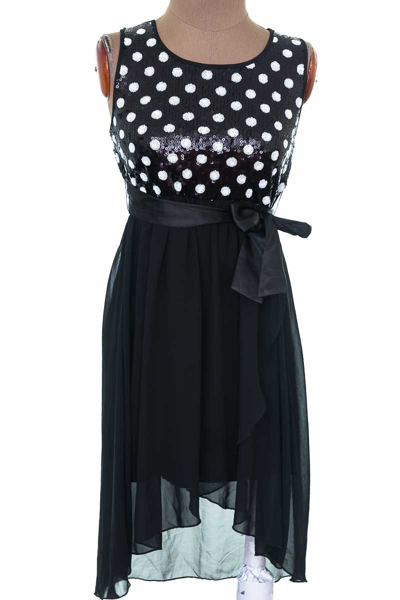Vestido / Enterizo Fiesta color Negro - Disorderly Kids