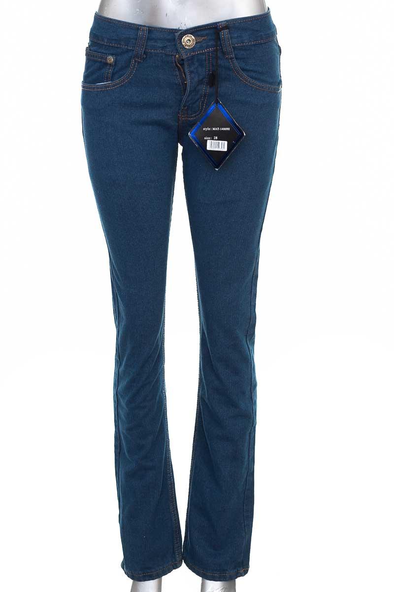 Pantalón Jeans color Azul - Silver Blue