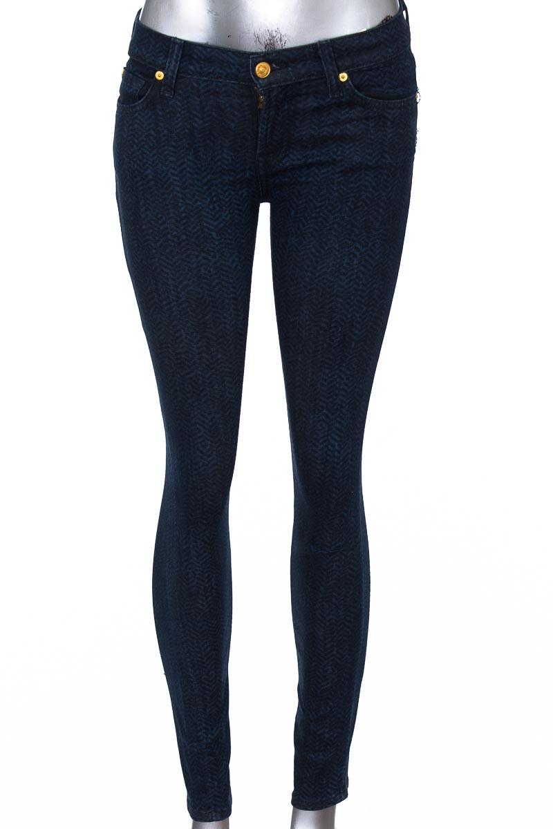 Pantalón color Azul - Seven