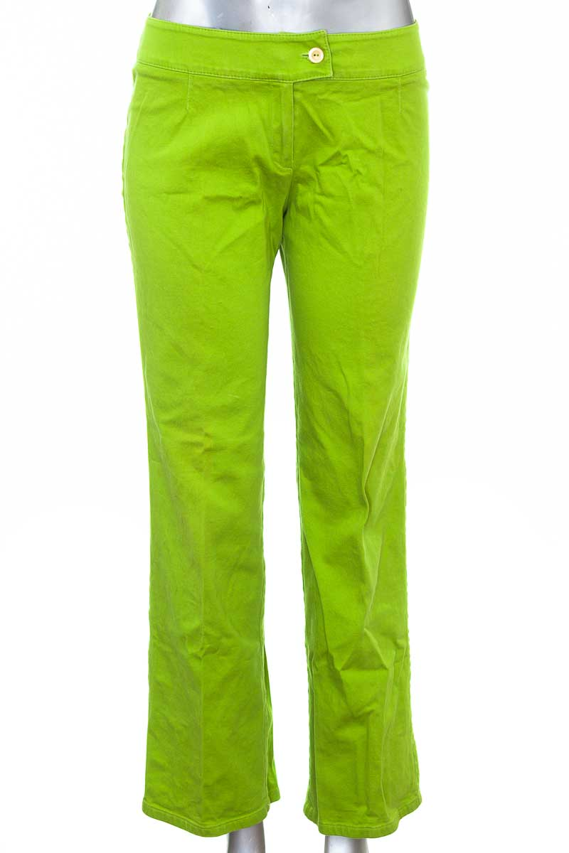 Pantalón Casual color Verde - Bettina Spitz