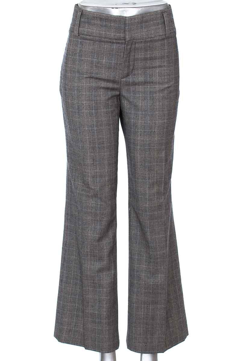 Pantalón Formal color Gris - Banana Republic