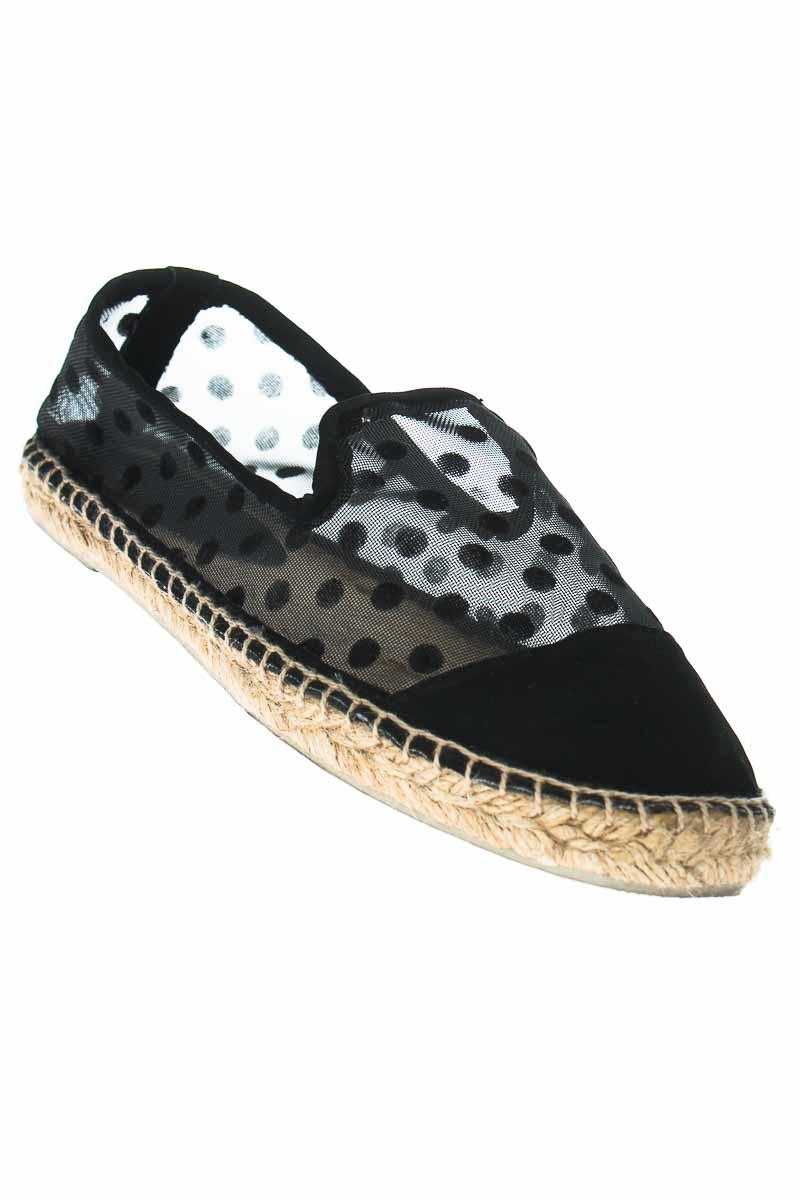 Zapatos Tenis color Negro - TONY BIANCO