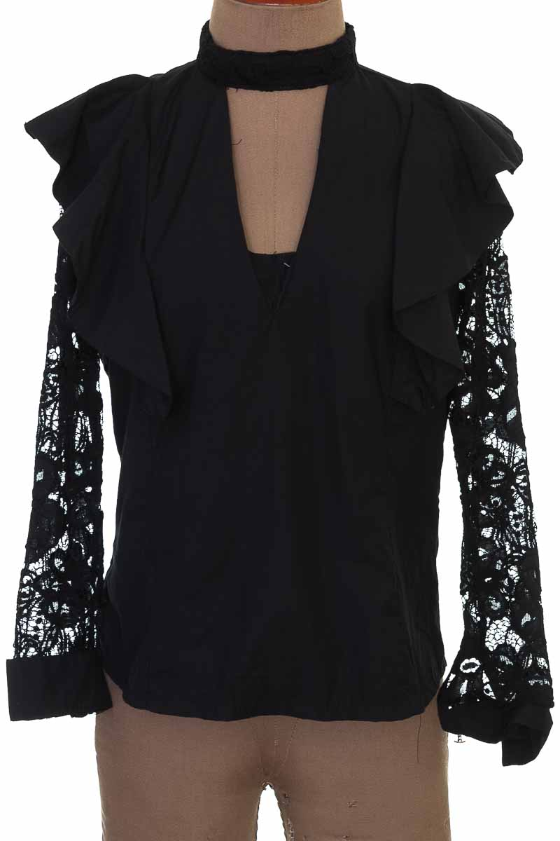 Blusa color Negro - Balconette