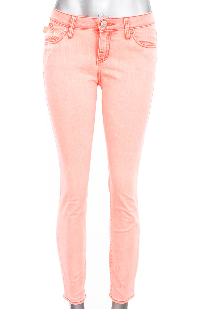 Pantalón Jeans color Rosado - Rock Republic
