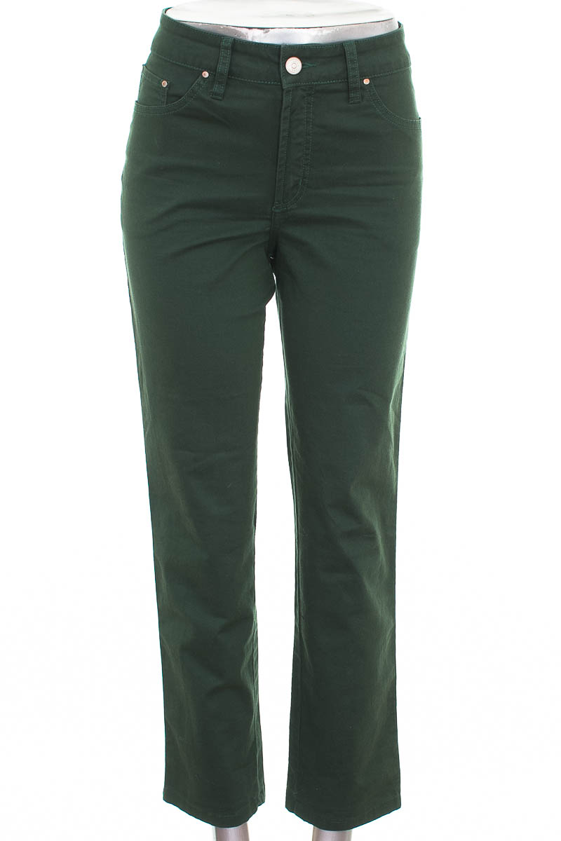 Pantalón Casual color Verde - Zingara