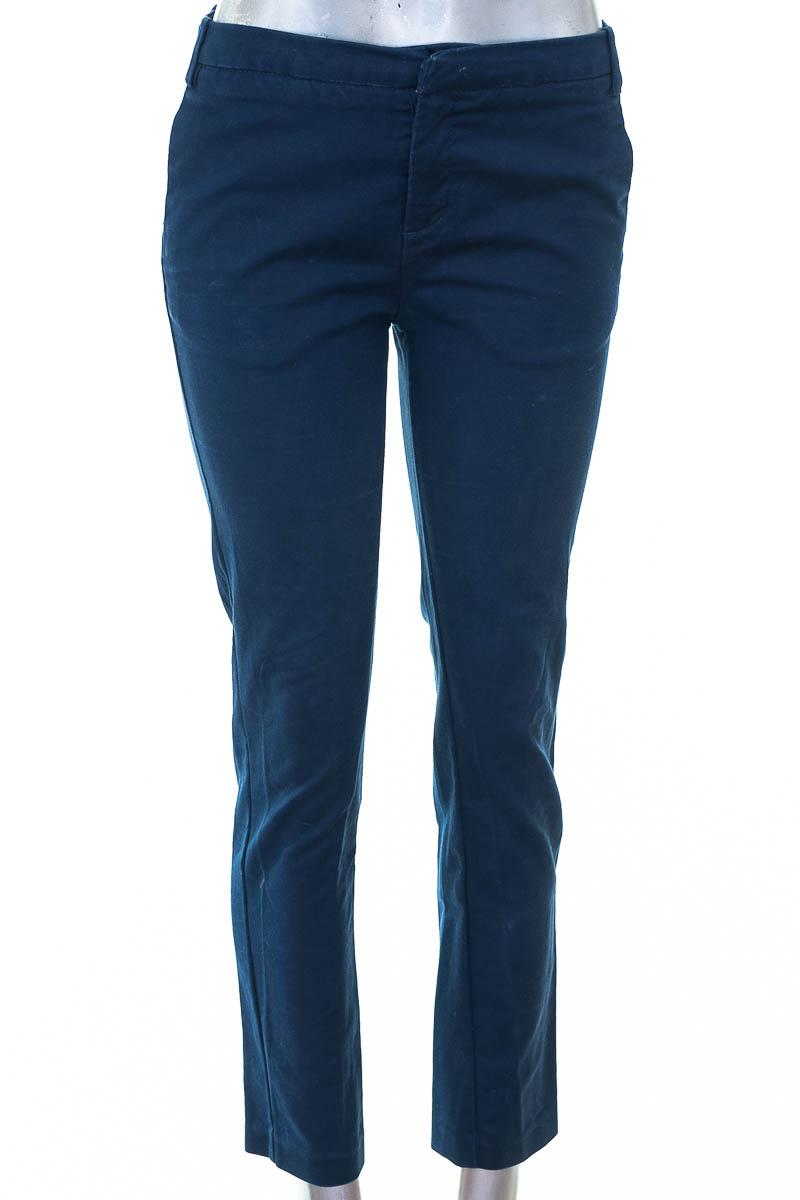 Pantalón Casual color Azul - Gef