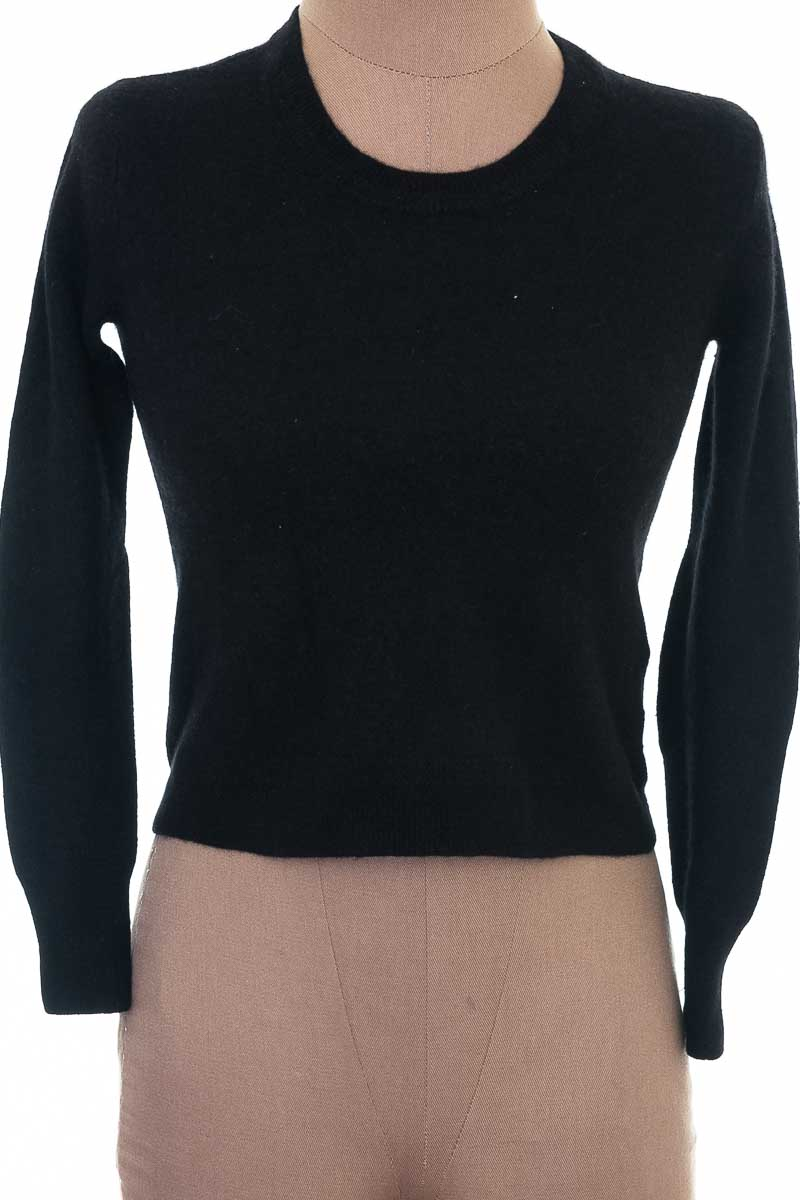 Sweater color Negro - BURBERRY