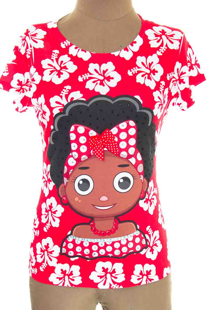 Top / Camiseta color Rojo - Etanol