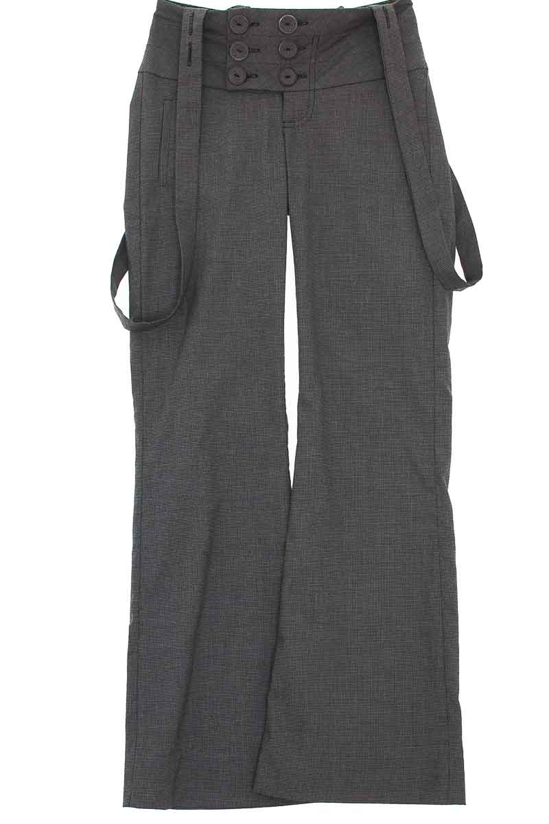 Pantalón Formal color Gris - NAF NAF