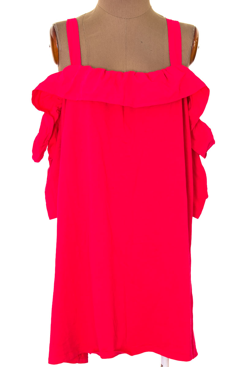 Vestido / Enterizo Casual color Fucsia - Closeando