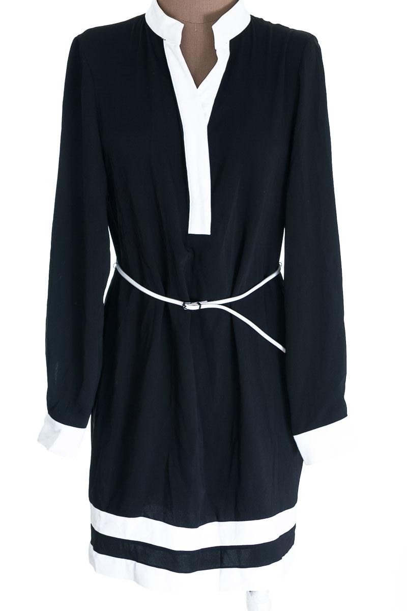 Vestido / Enterizo Fiesta color Negro - Calvin Klein