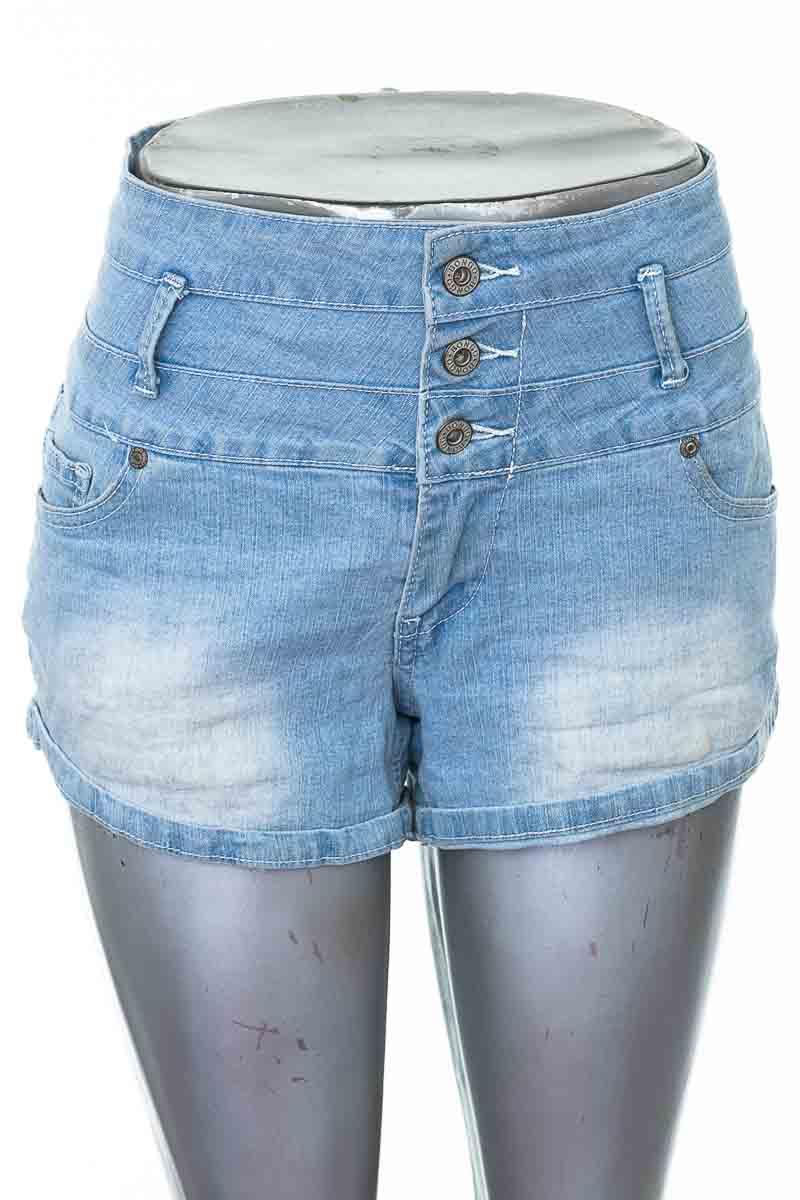 Short Jean color Azul - Bongo