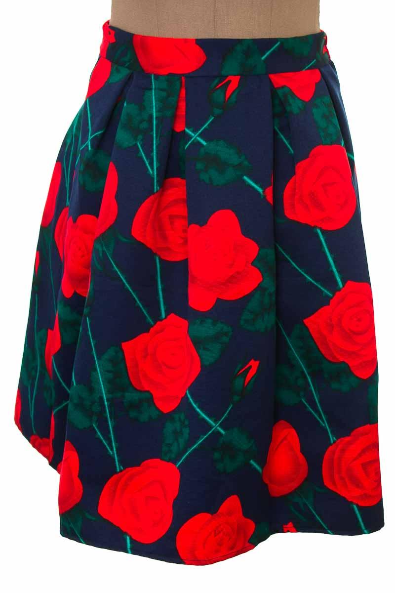 Falda Casual color Estampado - Closeando