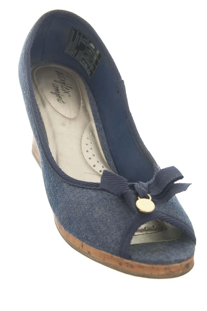 Zapatos color Azul - Dexflex