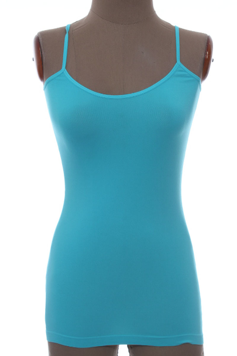 Top / Camiseta color Azul - Charlotte Russe