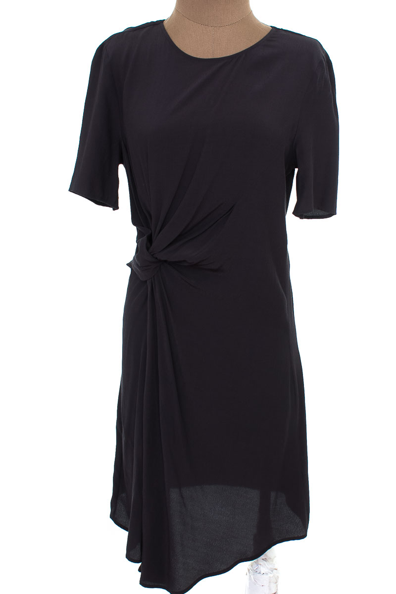 Vestido / Enterizo Casual color Negro - H&M