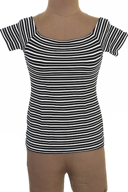 Blusa color Negro - Ann Taylor