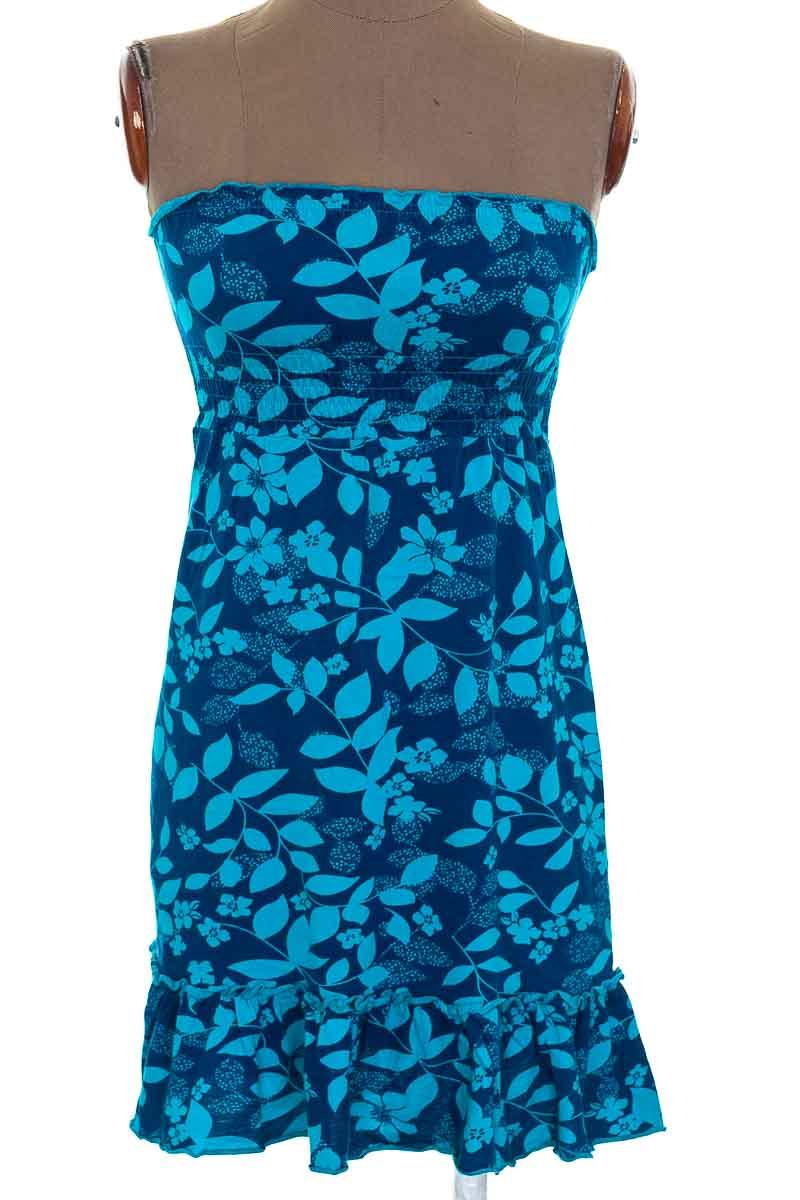 Vestido / Enterizo color Azul - Mujer Latina