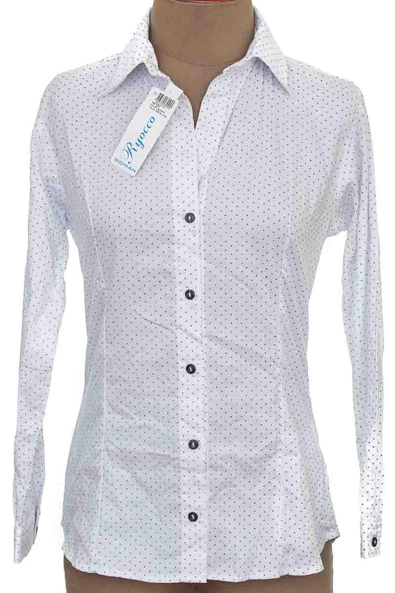 Blusa color Blanco - Ryocco