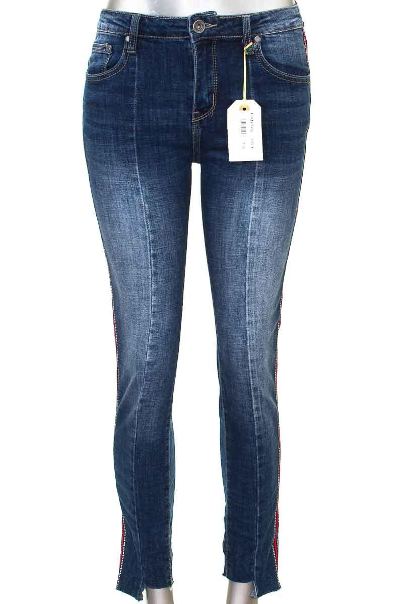 Pantalón Jeans color Azul - Monsier honore