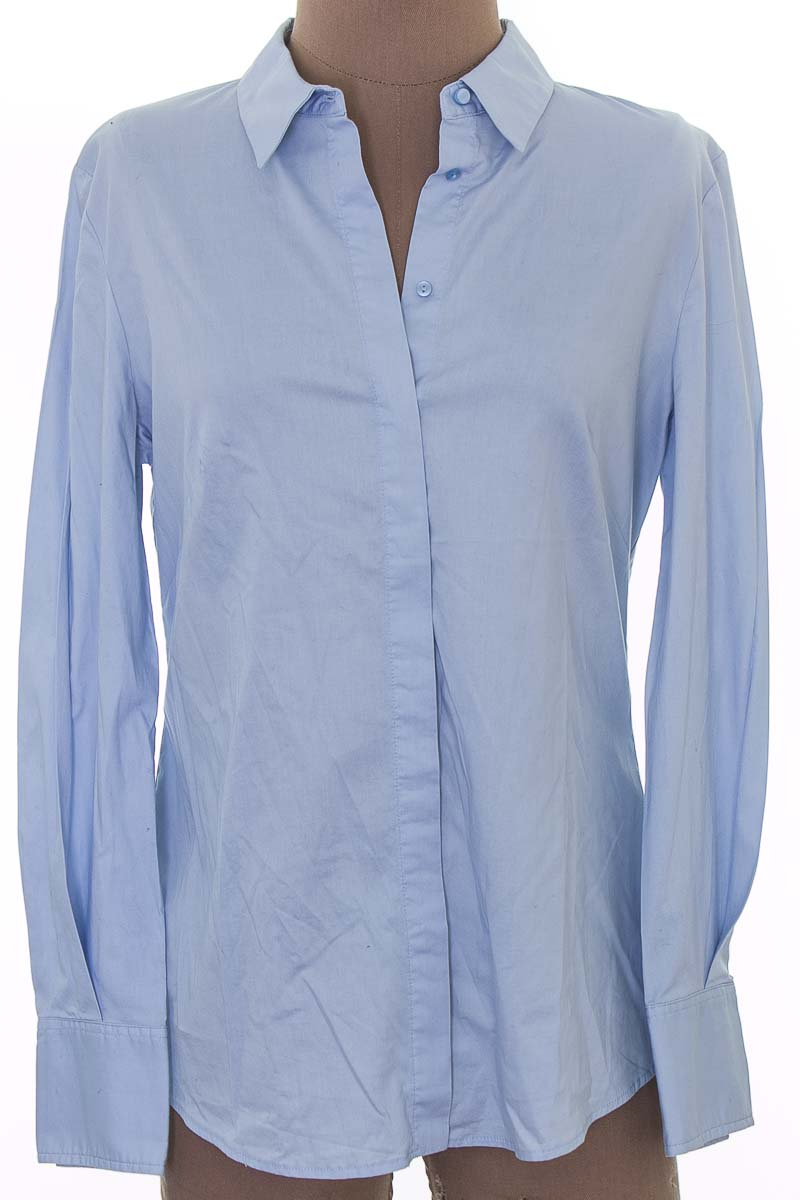 Blusa color Azul - MNG