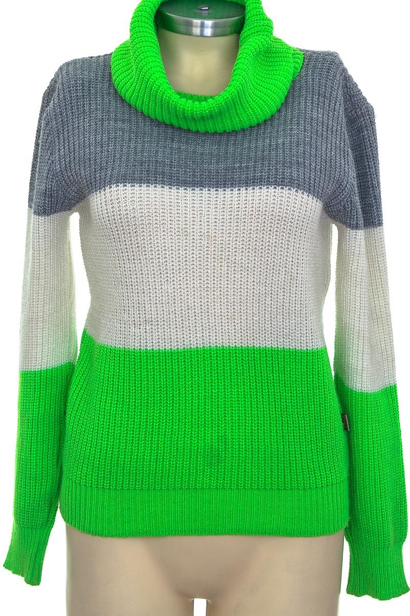 Sweater color Verde - Bethoven Sport