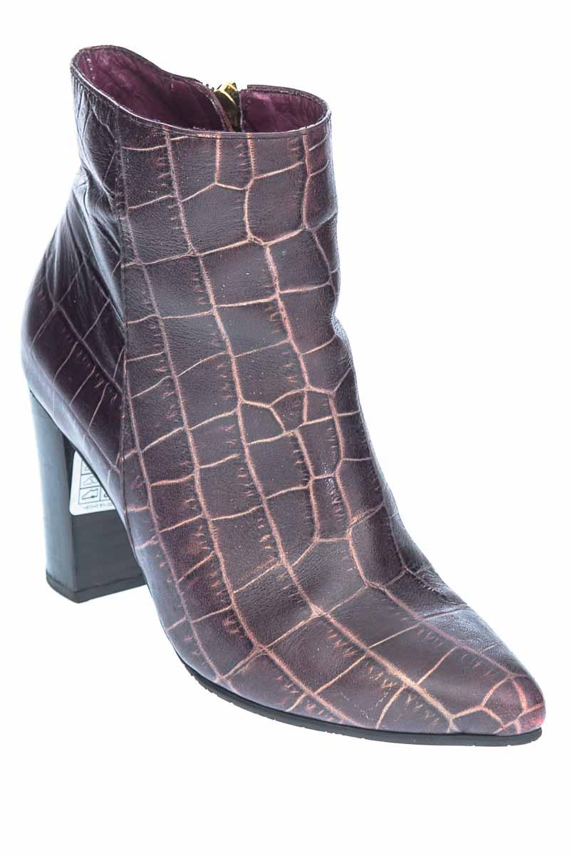 Zapatos color Morado - Nora Lozza