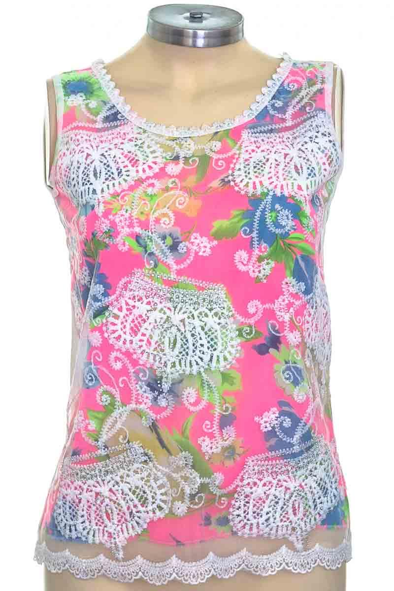 Top / Camiseta color Estampado - AMIA