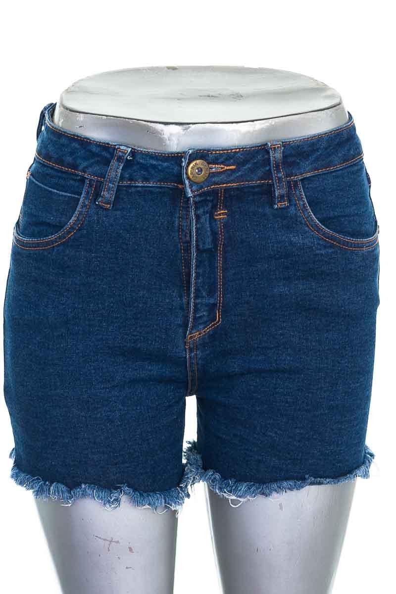 Short Jean color Azul - Karibik