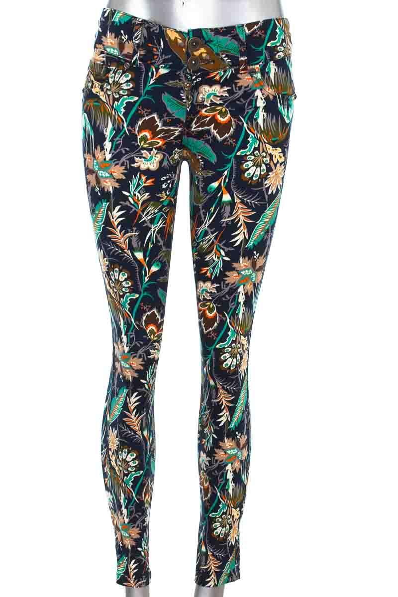 Pantalón color Azul - FDS