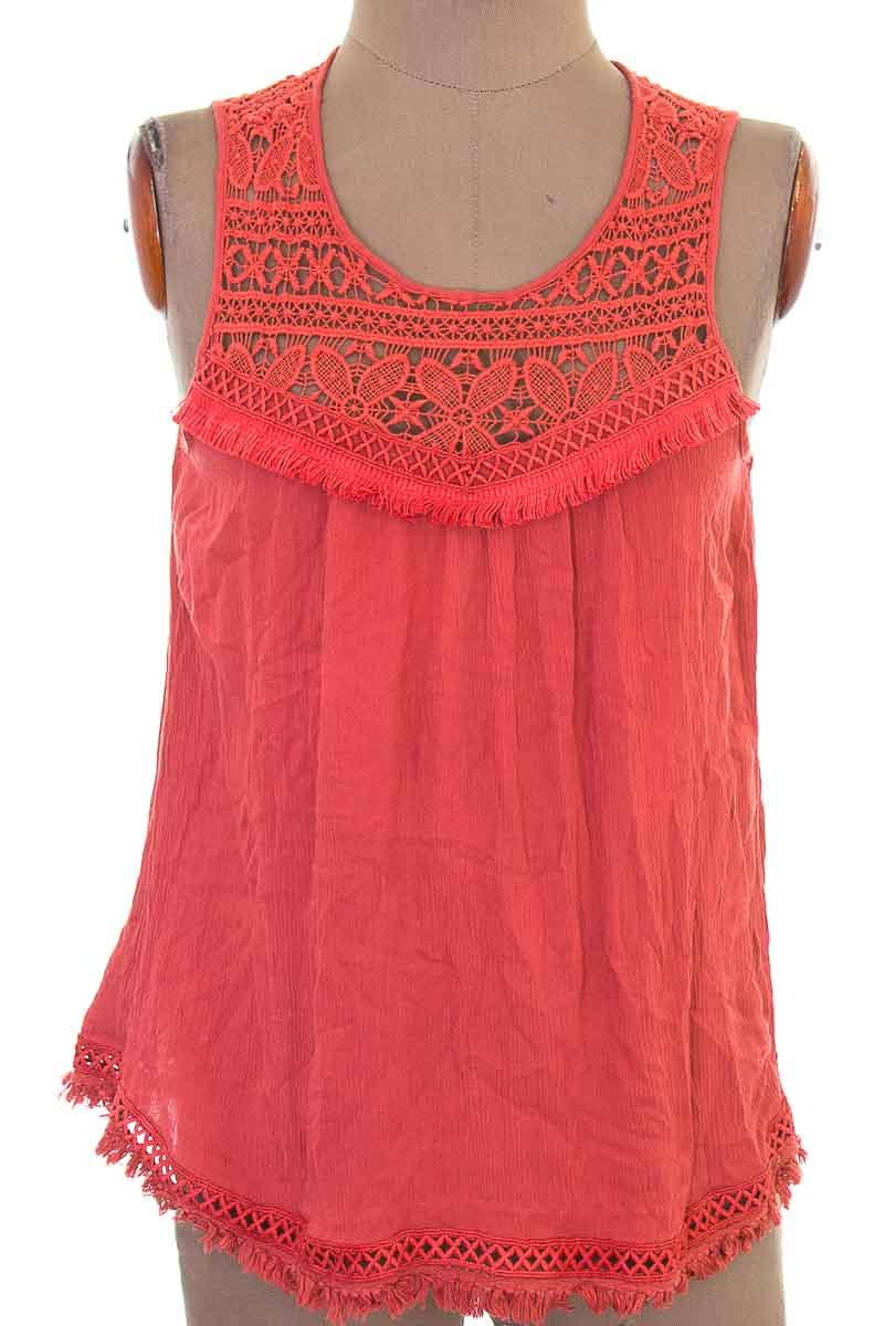 Blusa color Naranja - NAF NAF