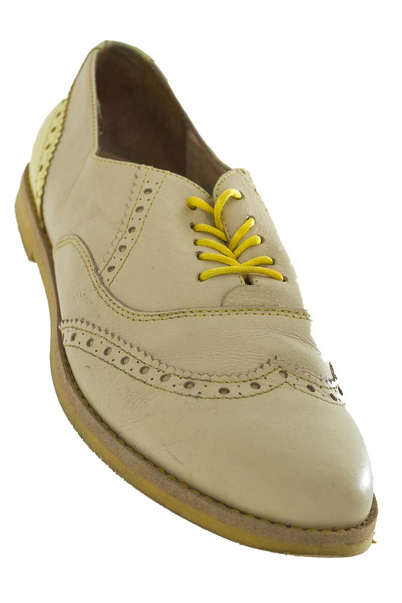 Zapatos Tenis color Beige - HSOR