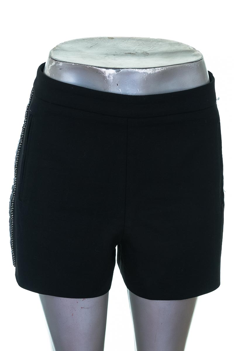 Short Casual color Negro - Zara