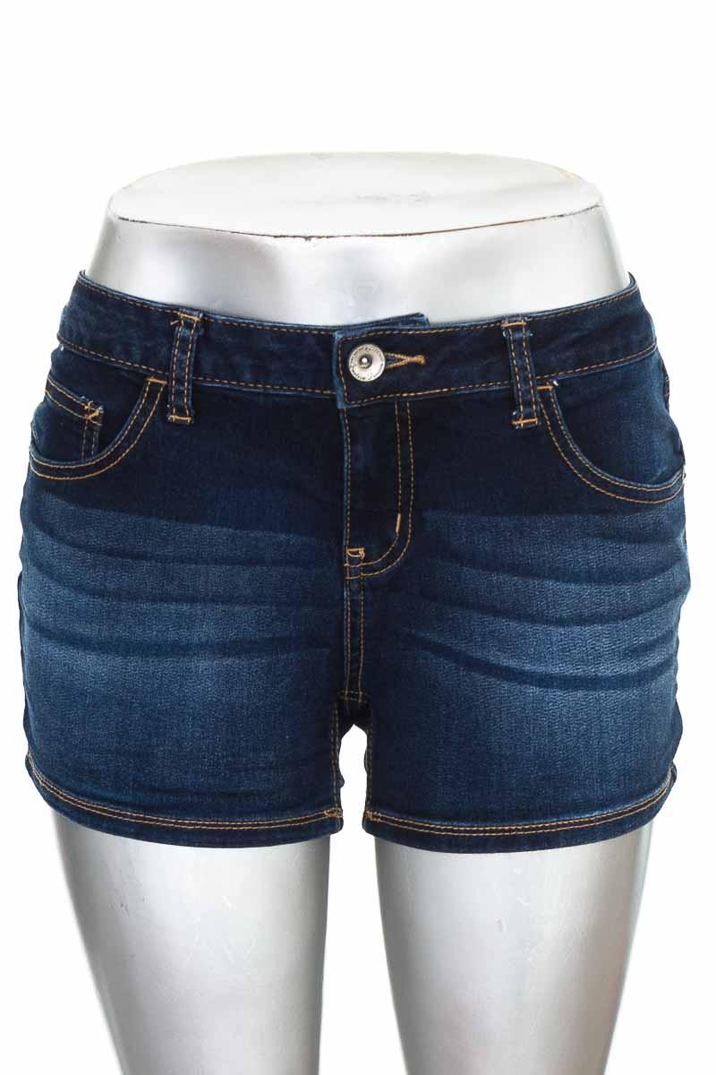 Short Jean color Azul - Justice