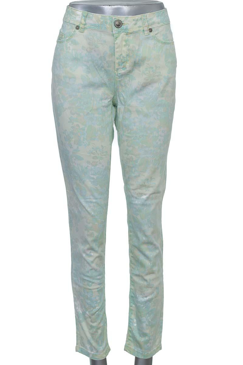 Pantalón Casual color Verde - Lauren Conrad