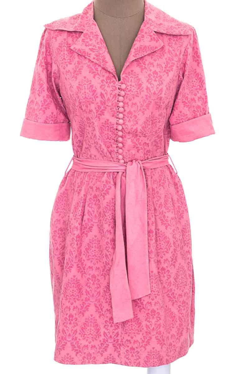 Vestido / Enterizo Casual color Rosado - Amparo Salinas