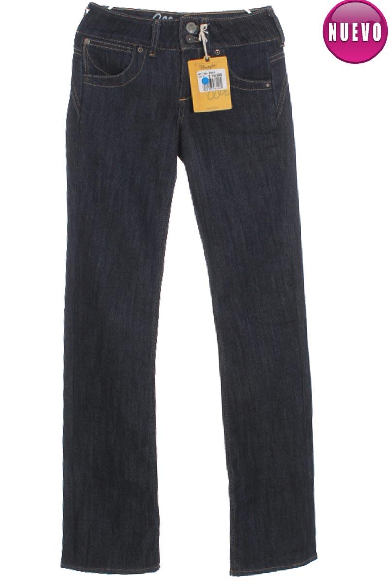 Pantalón Jeans color Azul - Wrangler