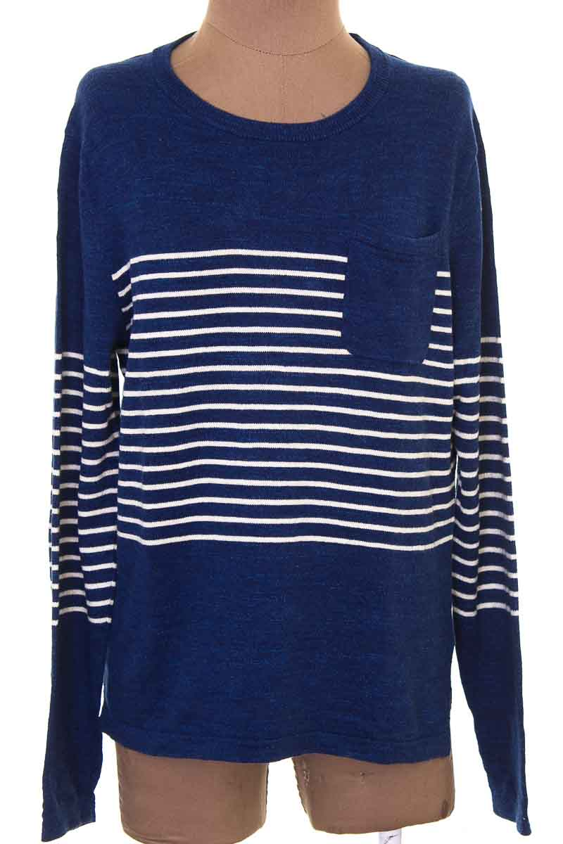 Sweater color Azul - J. Crew